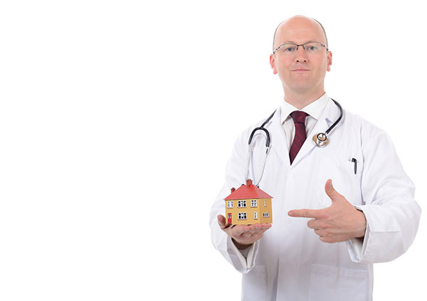 Doctors:  Like investing in real estate? Here's a very simple – and powerful – strategy.